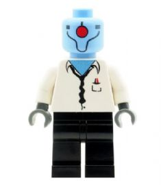 D4ve Dave Robot - Custom Designed Minifigure